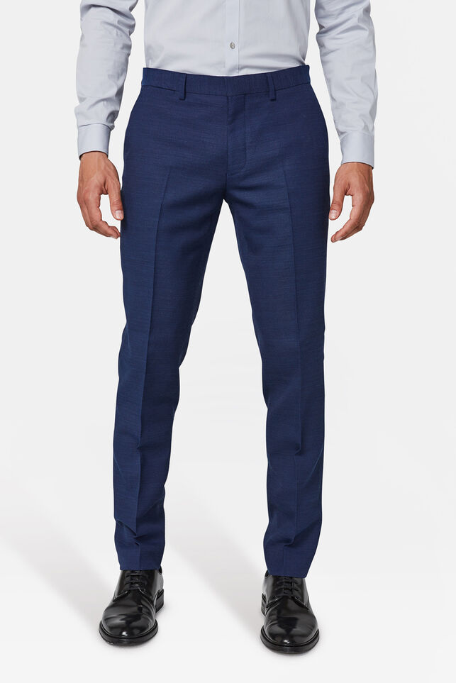Pantalon regular fit sorrento homme Bleu marine