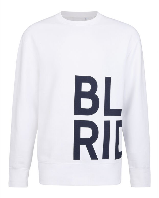 SWEAT-SHIRT BLUE RIDGE HOMME Blanc
