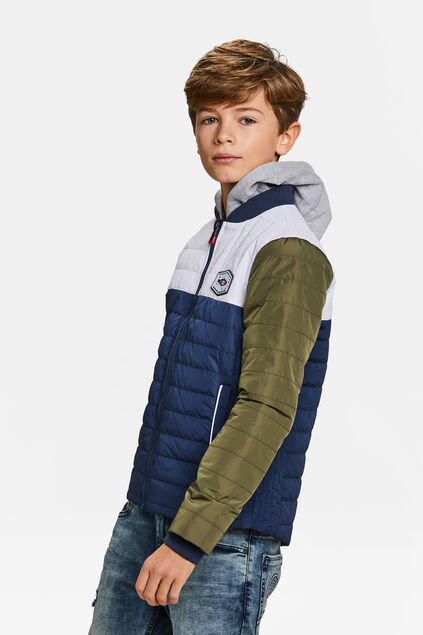 Manteau Bad Boys garçon Blanc