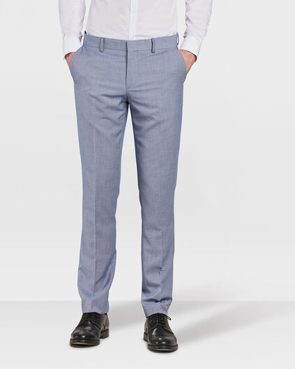 PANTALON SLIM FIT CARTER HOMME Bleu marine
