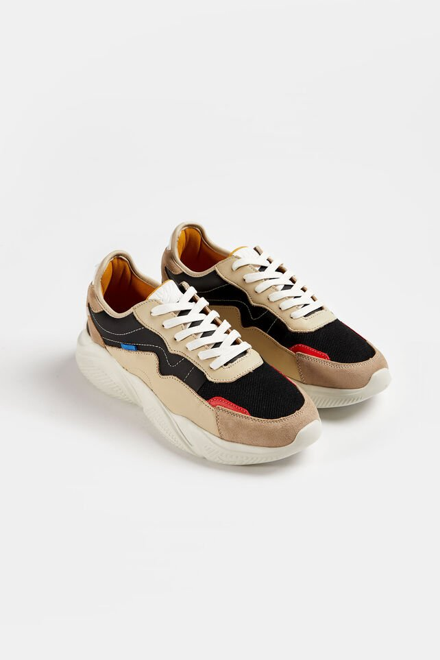Tennis chunky homme Multicolore