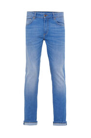 Jeans skinny super stretch homme_Jeans skinny super stretch homme, Bleu