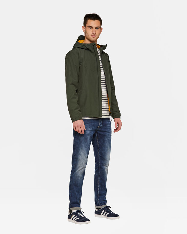 Coupe-vent homme Vert