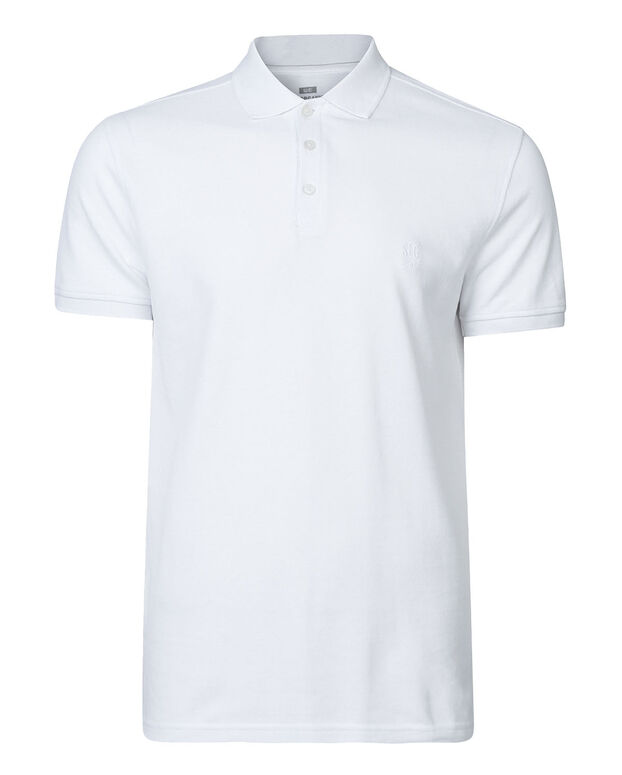 POLO ORGANIC COTTON HOMME Blanc