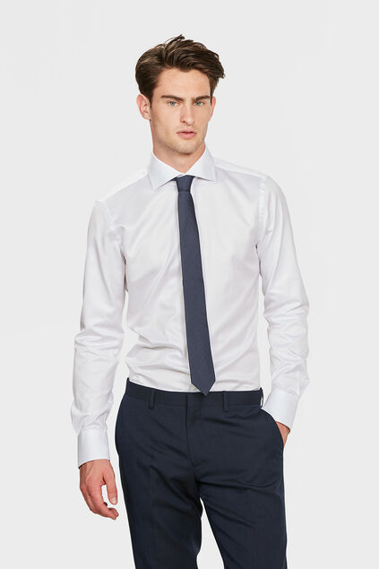 CHEMISE SLIM FIT HOMME Blanc