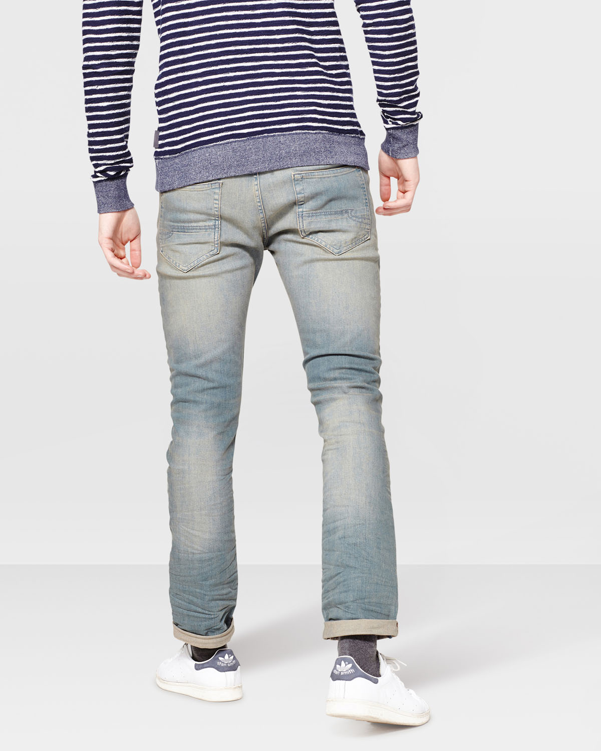 8462b6f90e9be JEANS SUPER SKINNY FIT STRETCH HOMME | 78948655 - WE Fashion