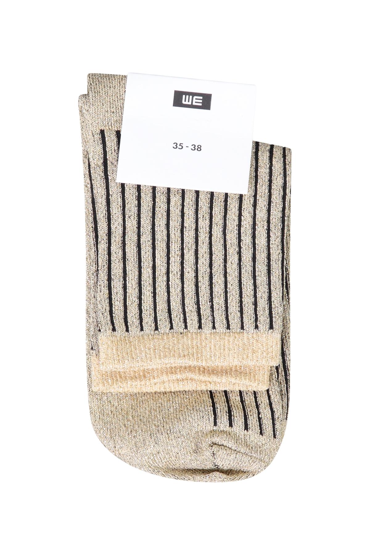 magasin en ligne gros remise acheter pas cher Chaussettes à paillettes femme | 94794915 - WE Fashion