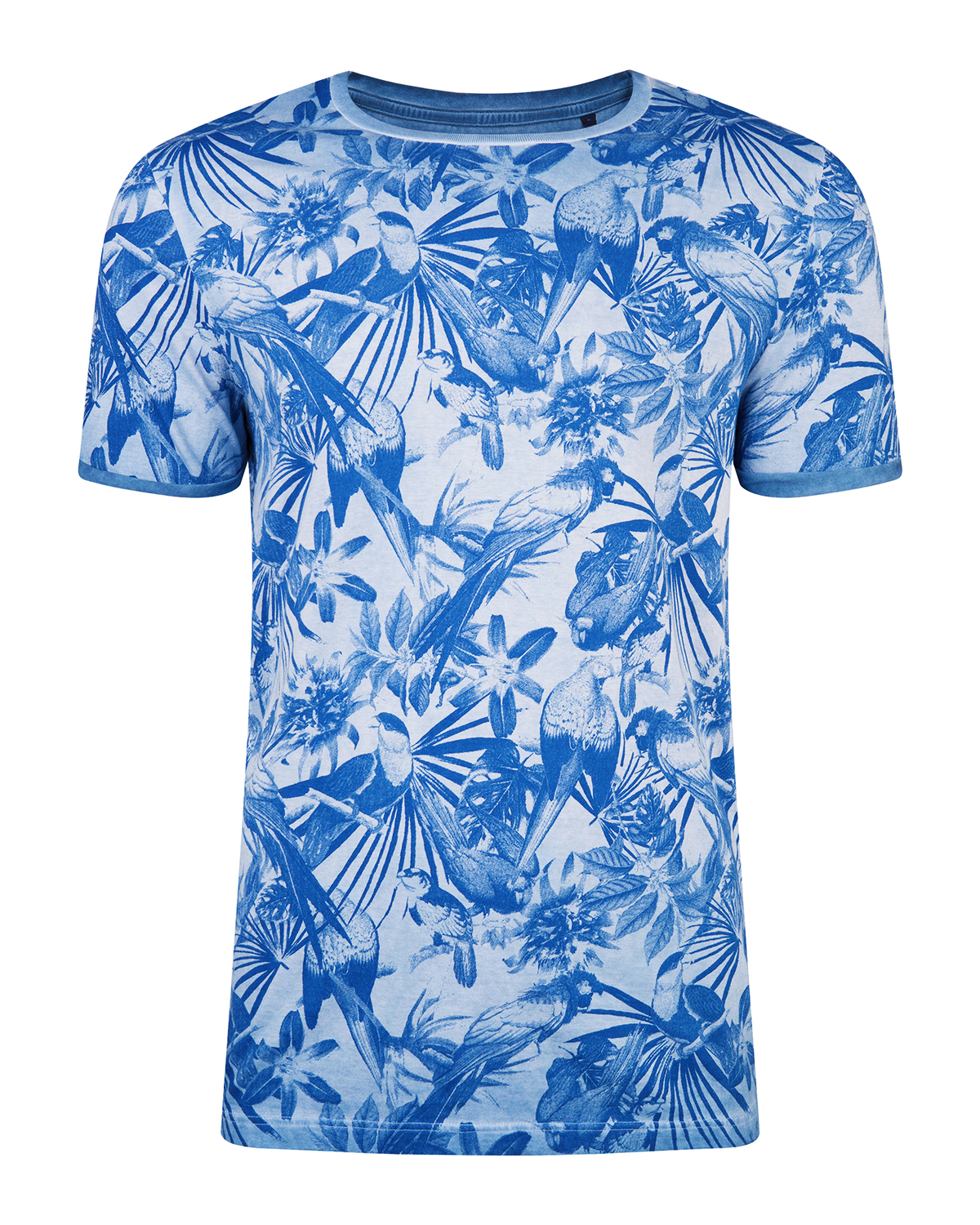 T-SHIRT À FLEURS HOMME   80086079 - WE Fashion dfd770f6e7f0