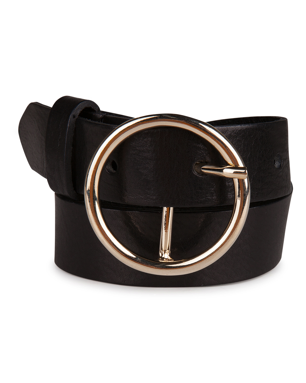 CEINTURE DE CUIR FEMME   86195591 - WE Fashion b30ef144f2e