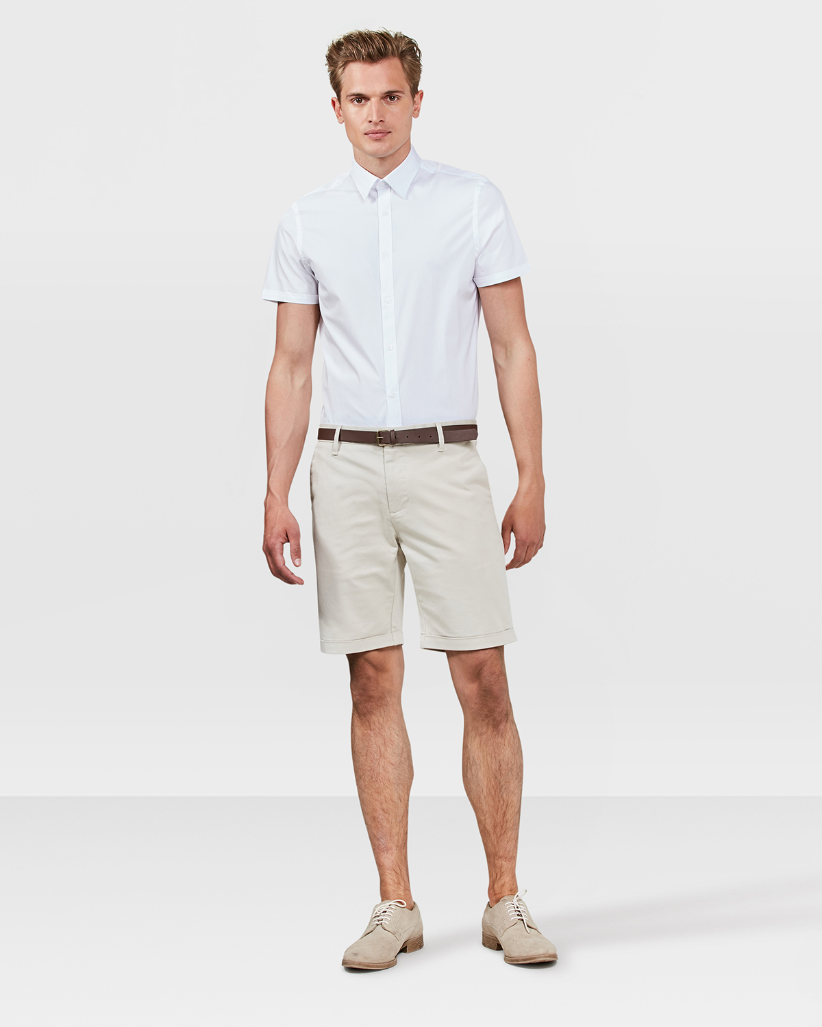 énorme réduction eded6 8f051 BERMUDA SLIM FIT CHINO HOMME | 79334792 - WE Fashion