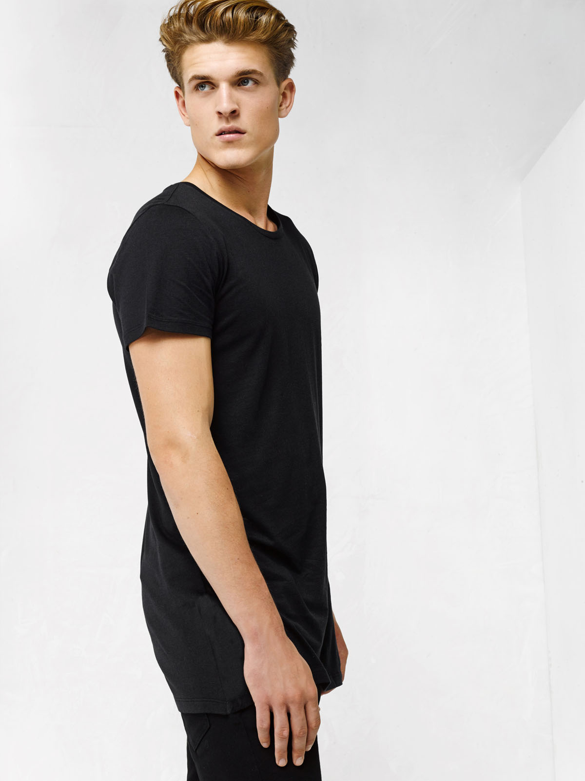 T-SHIRT HOMME EXTRA-LONG | 78447349 - WE