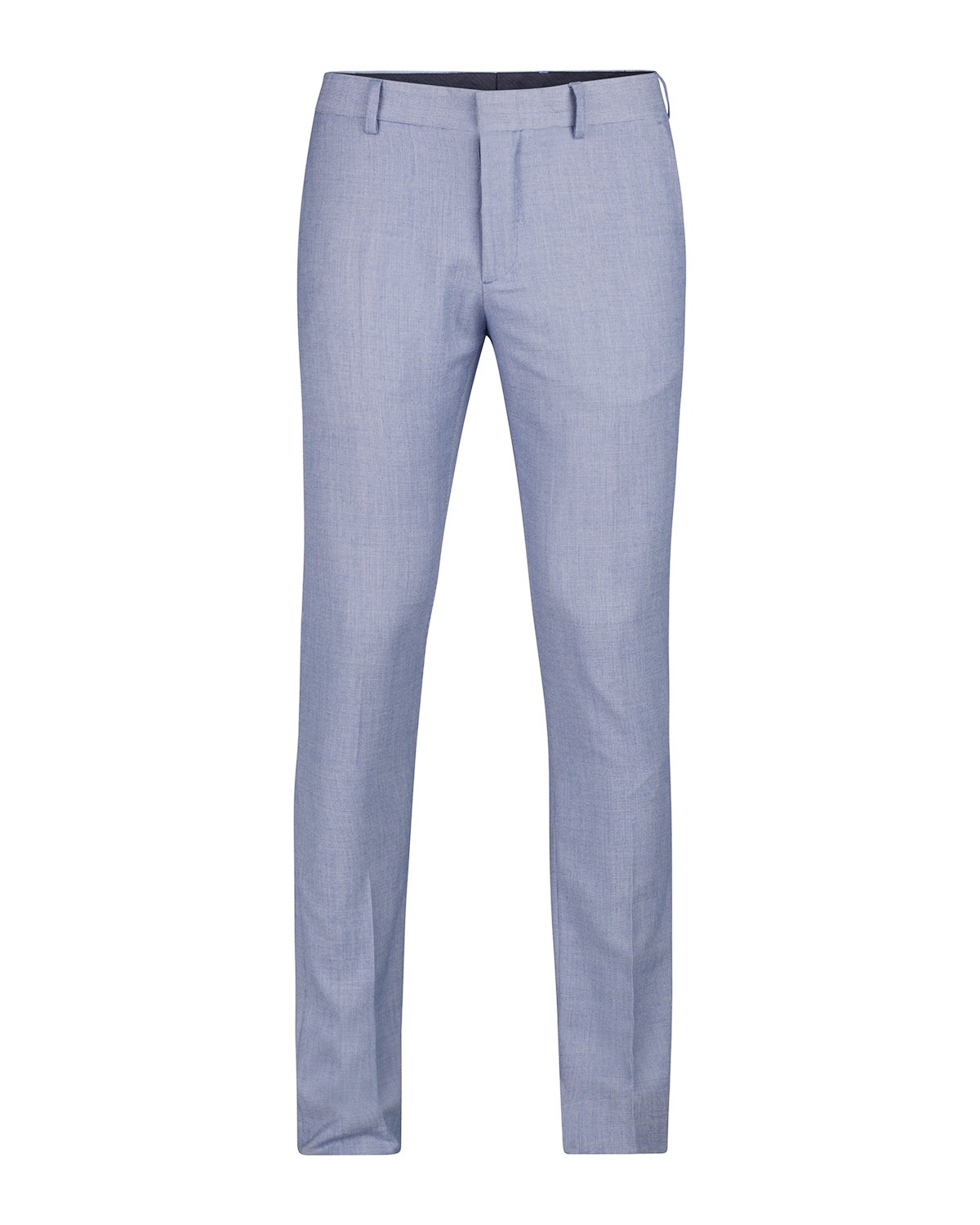 PANTALON SLIM FIT CARTER HOMME_PANTALON SLIM FIT CARTER HOMME, Bleu marine