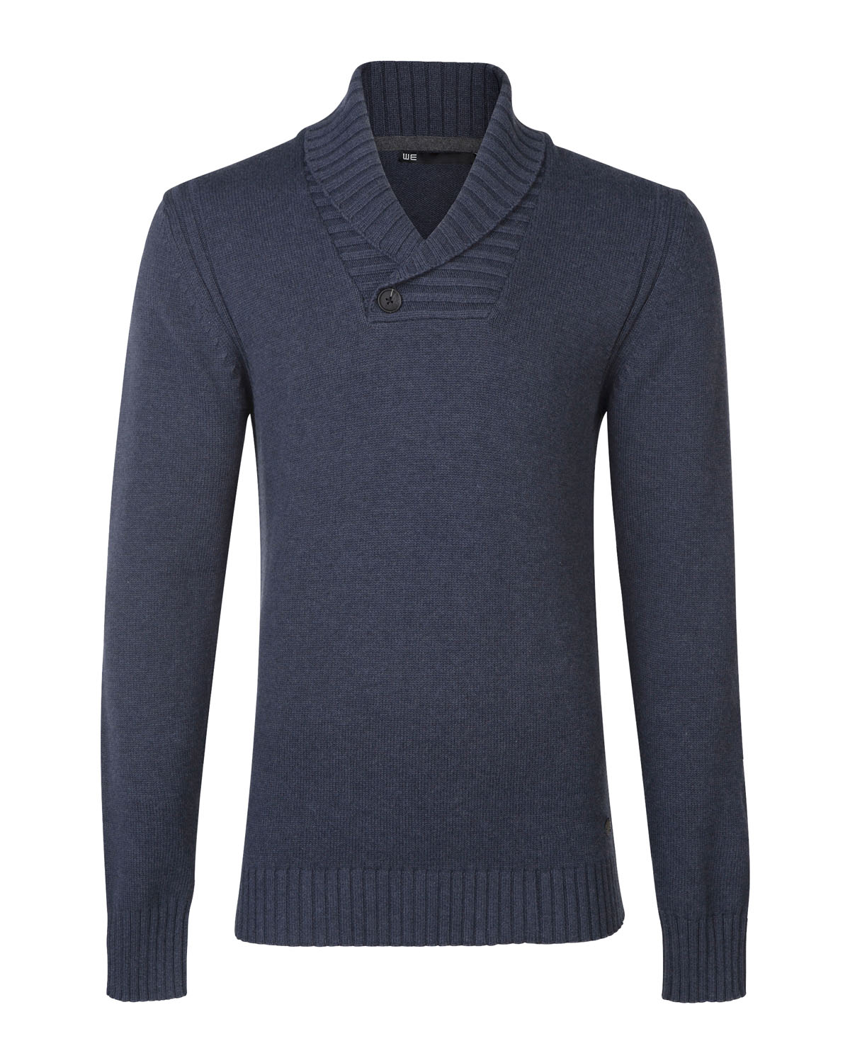 PULL COL CHALE HOMME | 78824096 WE Fashion