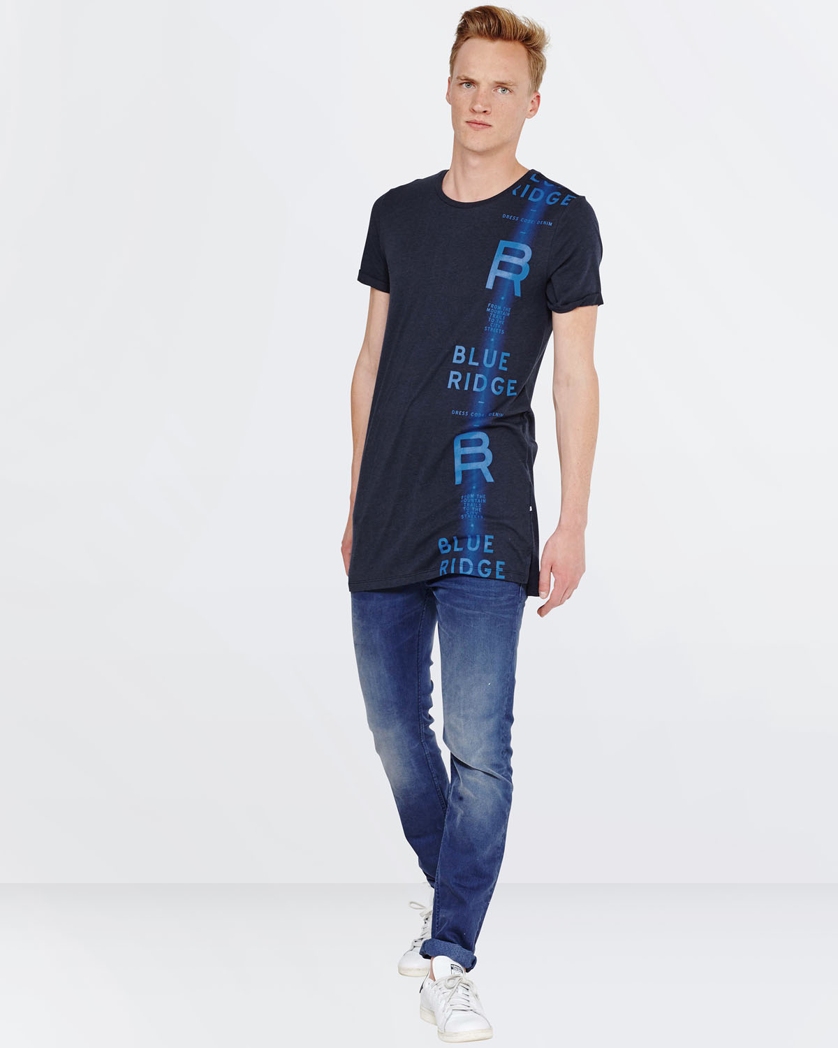 T-SHIRT EXTRA-LONG HOMME | 78961289 - WE