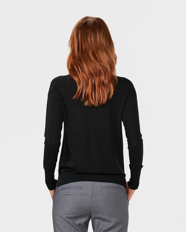 pull merino wool femme 79303682 we fashion. Black Bedroom Furniture Sets. Home Design Ideas