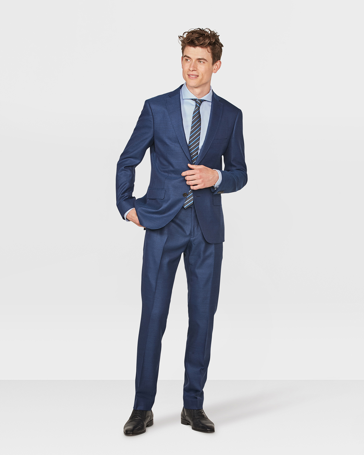 COSTUME SLIM FIT TURINO HOMME
